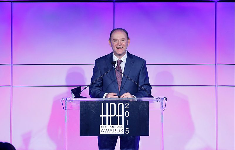 Leon Silverman Honored with HPA's Lifetime Achievement Award